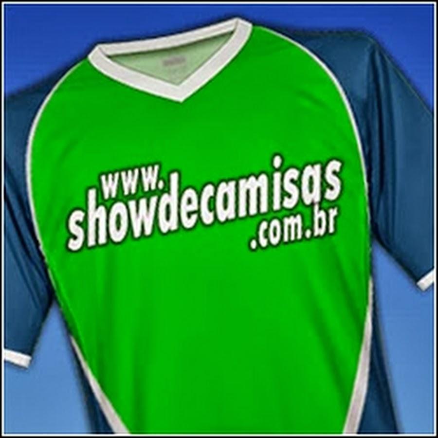 Show de Camisas - YouTube 0d8f55b53f20d