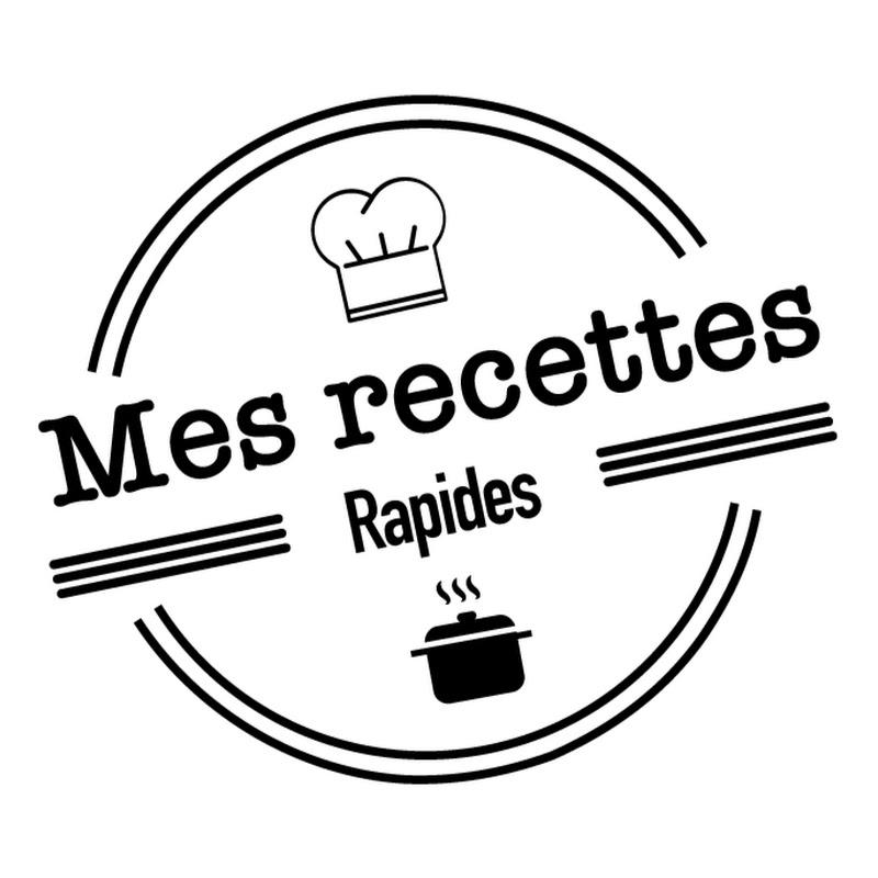 youtubeur Mes Recettes Rapides