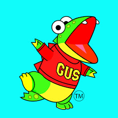 Gus the Gummy Gator