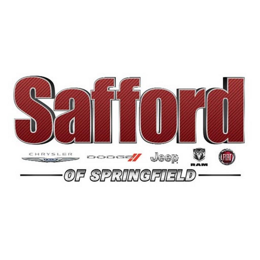 Safford Chrysler Jeep Dodge Ram SRT FIAT Of Springfield