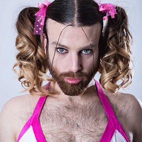 Ladybeard Official Channel JP YouTuber