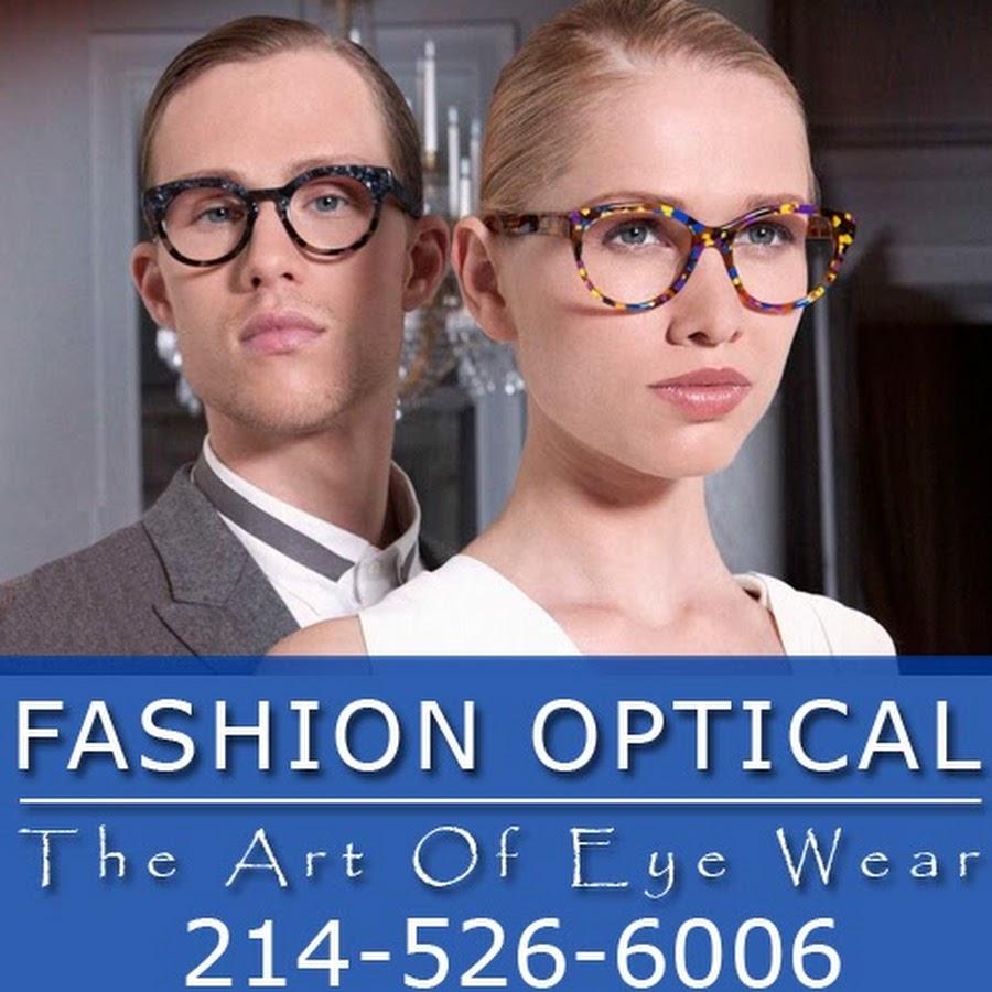 70da82ebbb Fashion Optical - YouTube