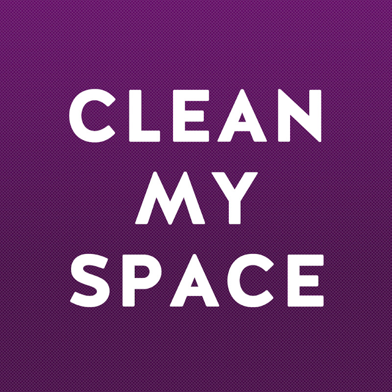 816943f31a9c Clean my space