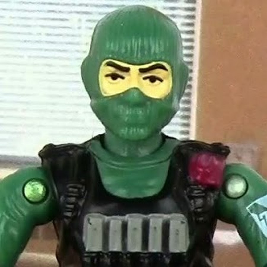 action figure therapy ranger