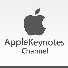 the unofficial AppleKeynotes channel