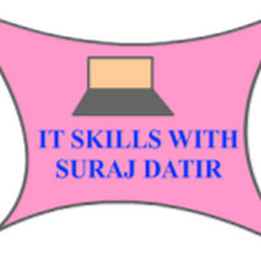 IT Skills with Suraj Datir