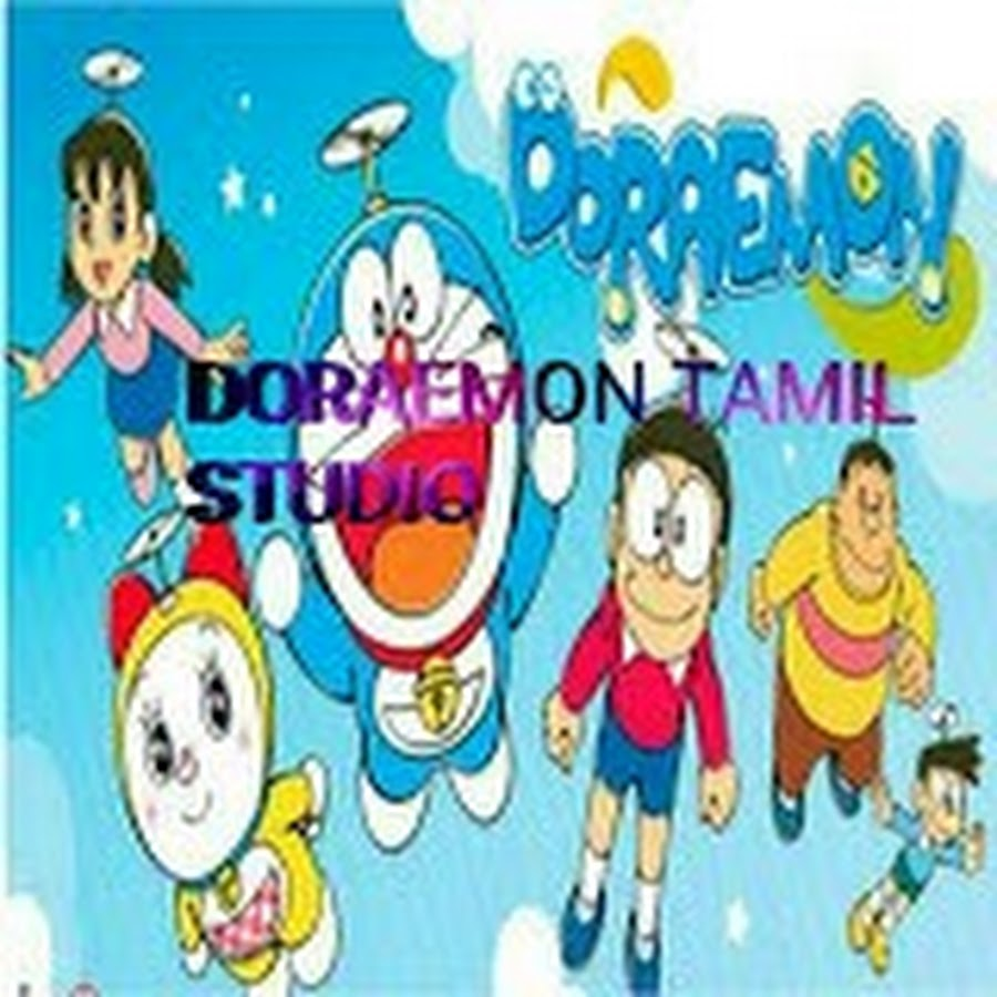 DORAEMON TAMIL STUDIO