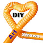 DIY Art Straws