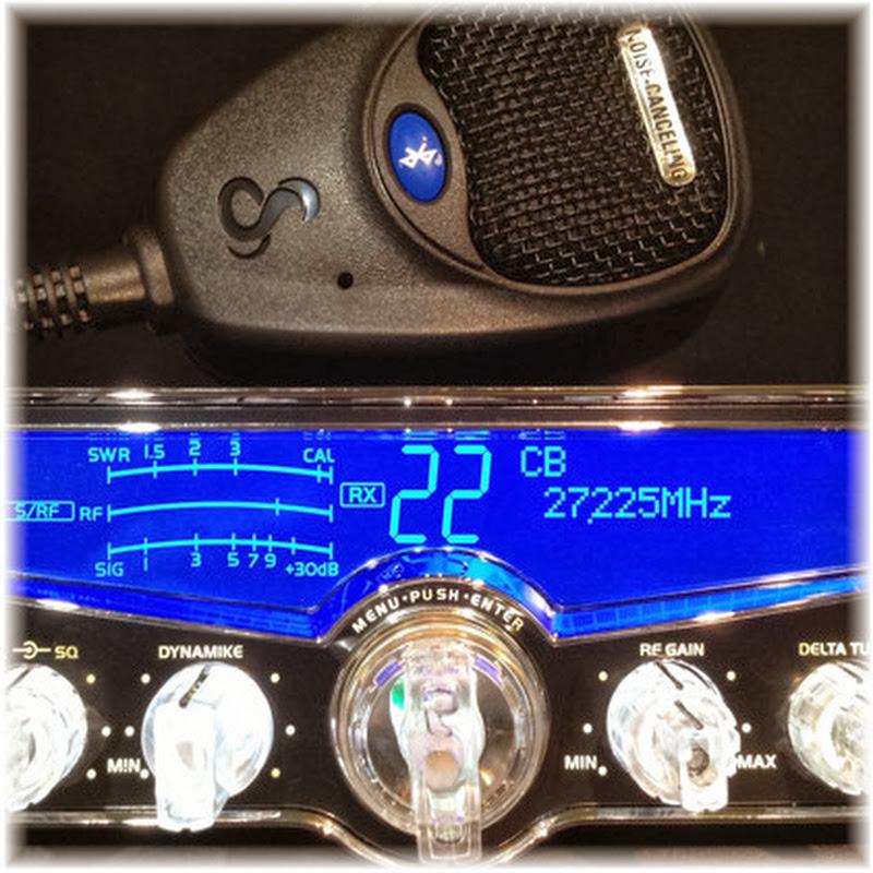 Cb Radio Microphone Test Roadking 56 Astatic 636 Ranger SRA