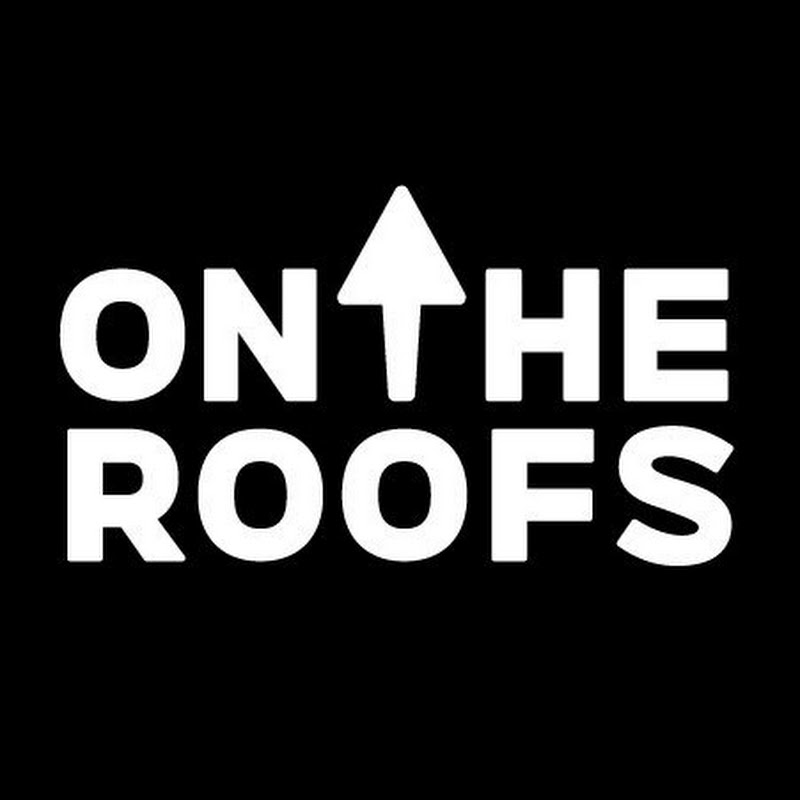 on the roofs