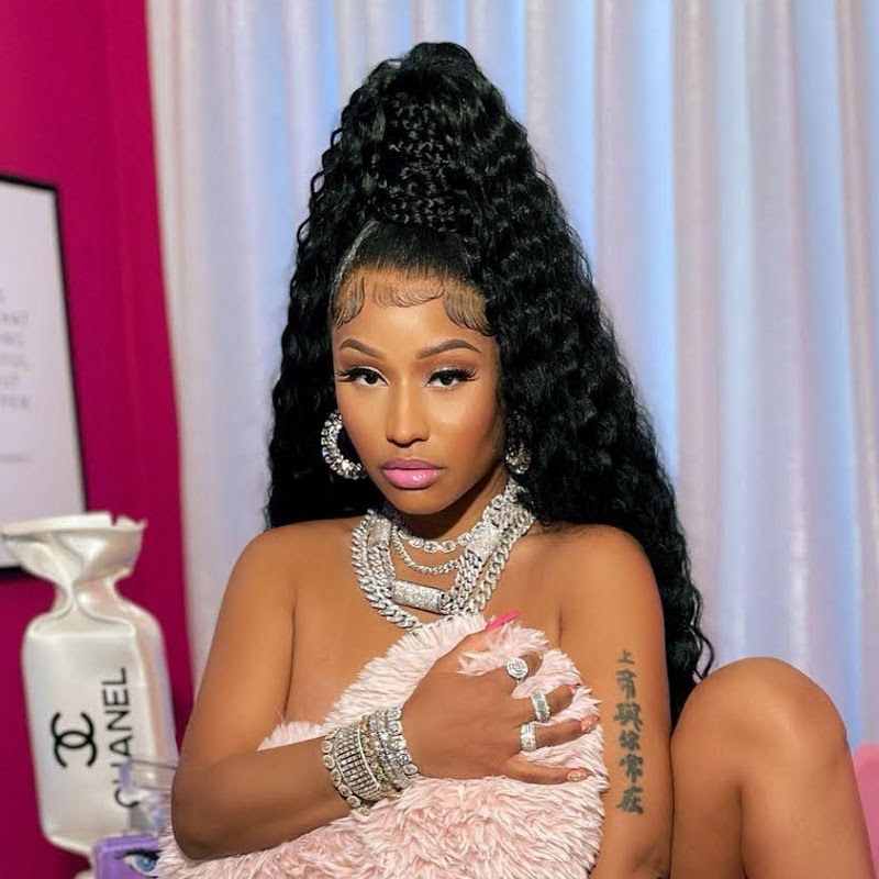 NickiMinajTelevision YouTube channel image