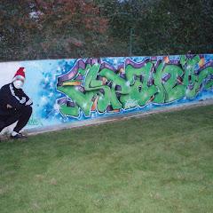 SPANEgraffiti
