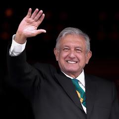 Andrés Manuel López Obrador YouTube channel avatar
