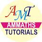 AMMATHS TUTORIALS