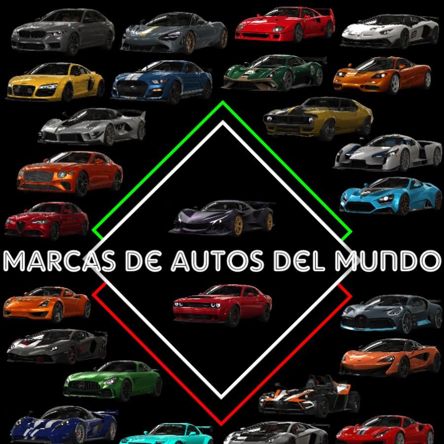 Marcas De Autos Del Mundo Youtube