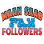 Maan Saab fan followers