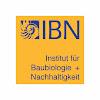 Institut für Baubiologie + Nachhaltigkeit IBN