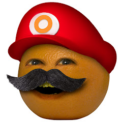 Annoying Orange Gaming's channel picture