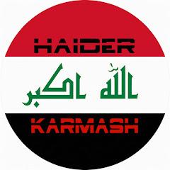 HAIDER KARMASH