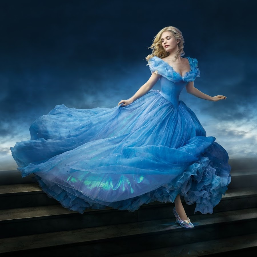 This is a picture of Dramatic A Picture of Cinderella