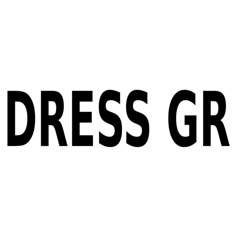 DRESS GR - YouTube a9cf6369dc8
