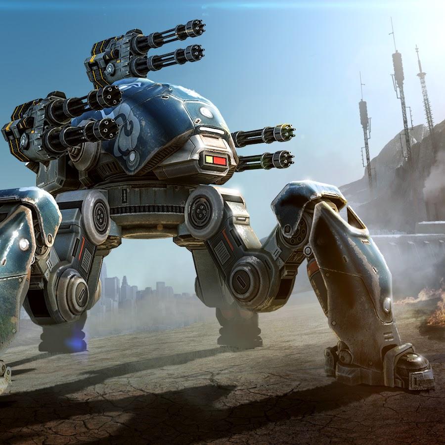 War: War Robots [WR]