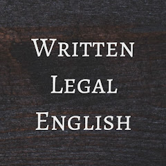 Written Legal English