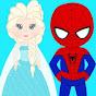 superheroes kids show