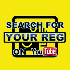 Search For YOUR REG