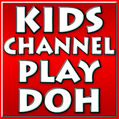 Kids Channel Play Doh - How to DIY
