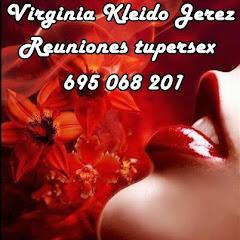 VIRGINIA TUPERSEX KLEIDO JEREZ