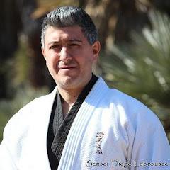 Sensei Diego Labrousse