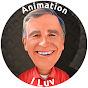 Animation I Luv on realtimesubscriber.com