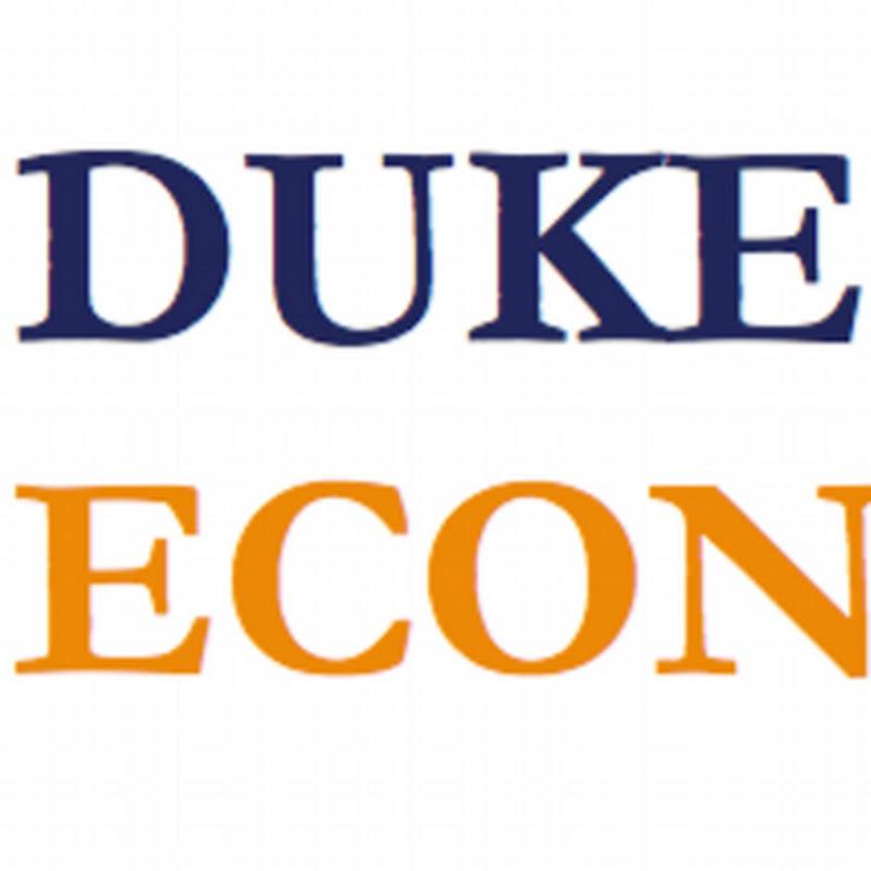 DukeEconomics YouTube channel image