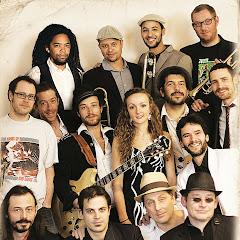 Nsjo ska/jazz Big-band