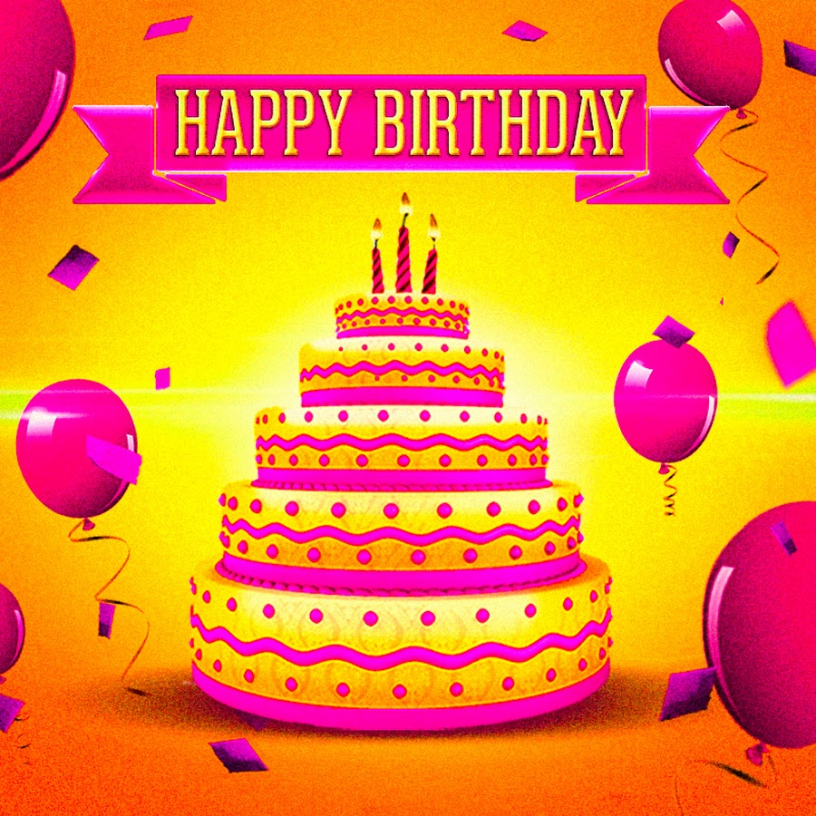 The Happy Birthday To You Channel : The Original Song