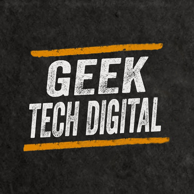 youtubeur Geek Tech