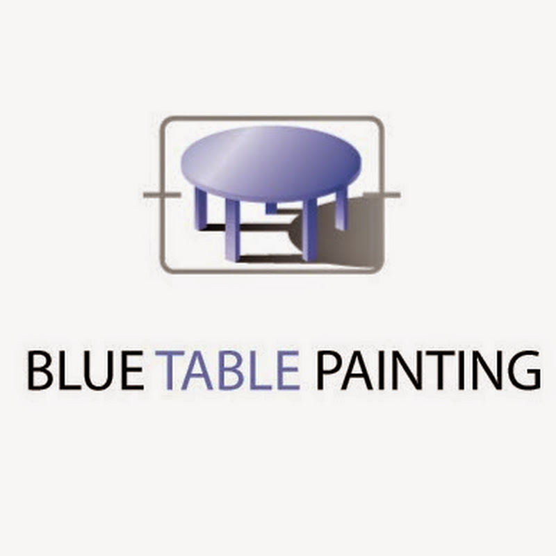 Bluetablepainting YouTube channel image