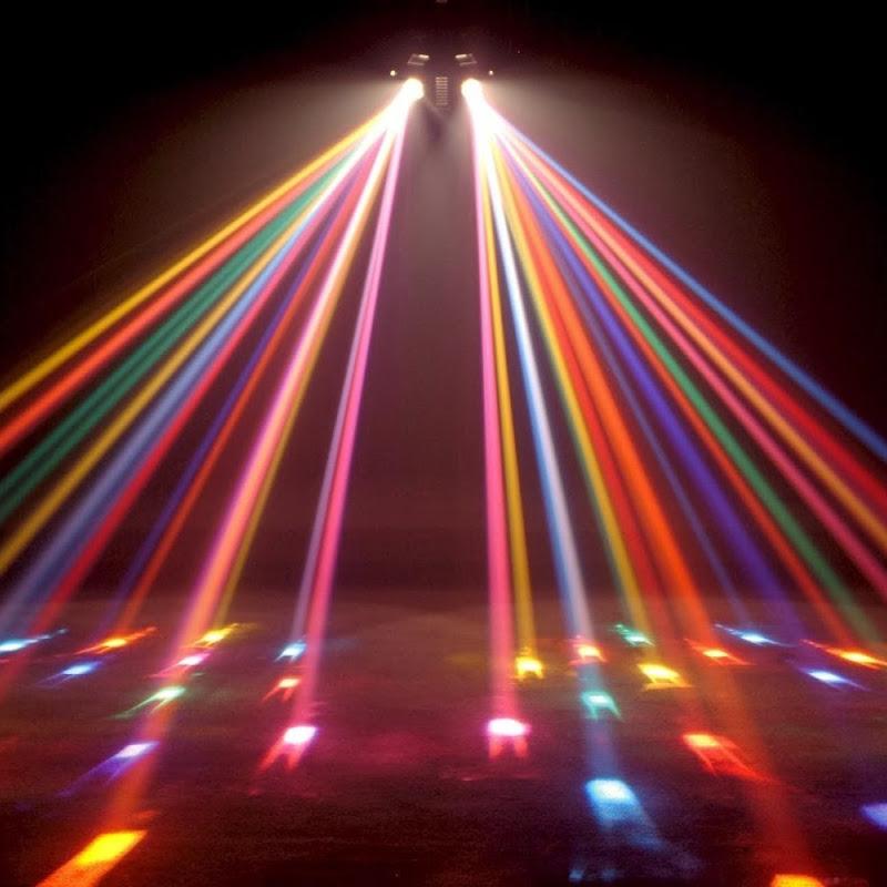 Litelab L 8000 Starburst Vintage Lighting System Diff