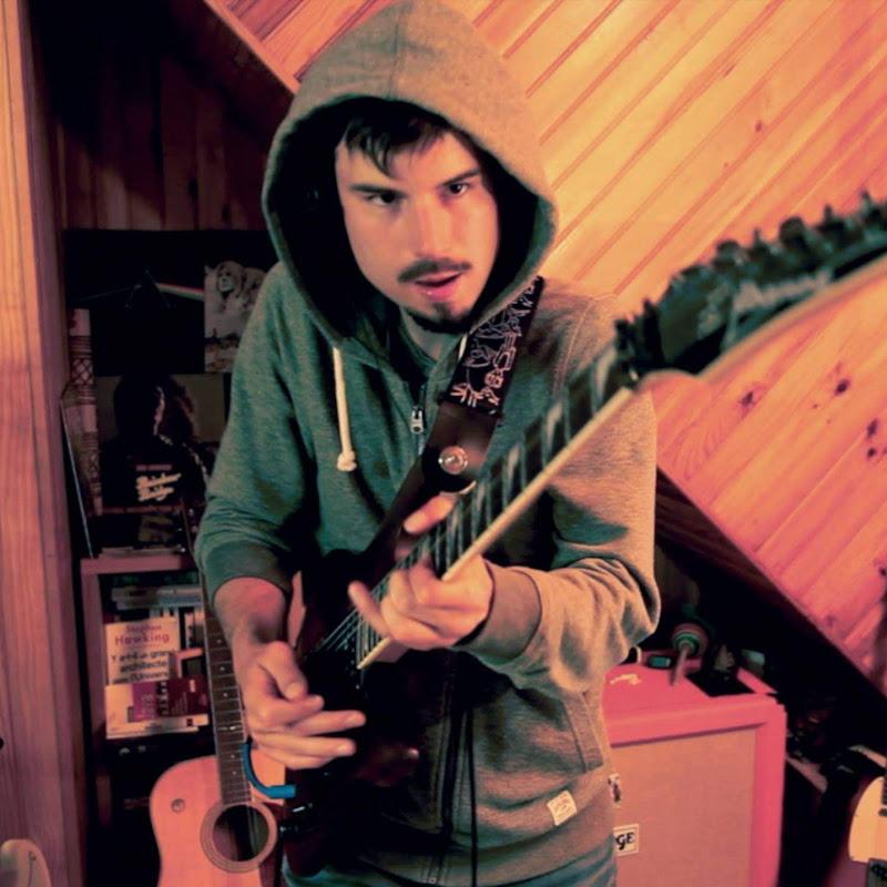 youtubeur Boring Guitar