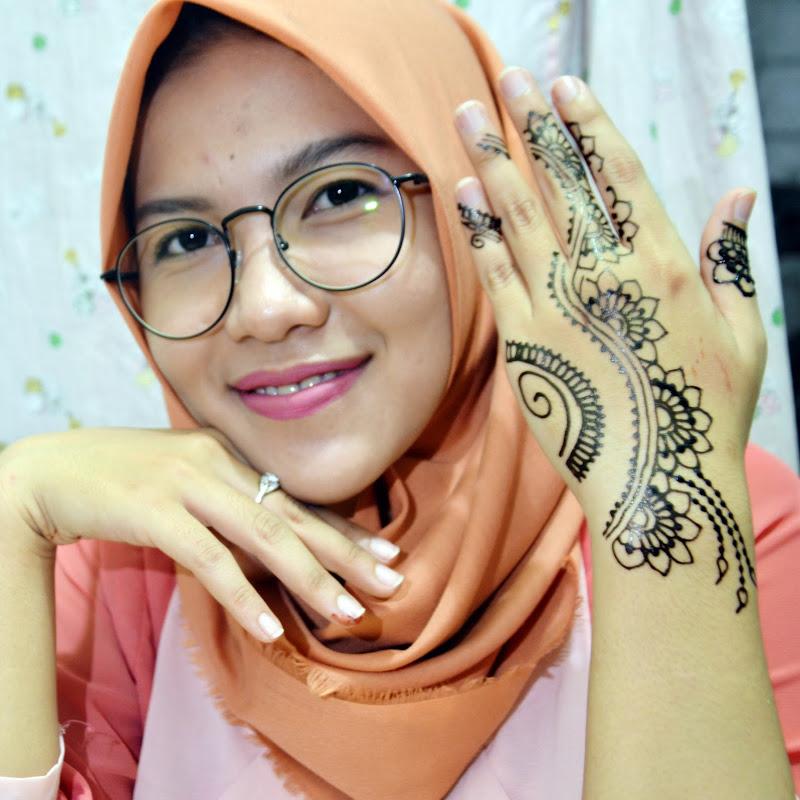 Tutorial Henna Tangan Simple Pemula 123vid