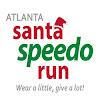 Atlanta Santa Speedo Run