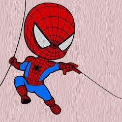 路边一蜘蛛