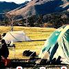 絶景アウトドア くじゅう高原Japan Kuju plateau 登山 キャンプ