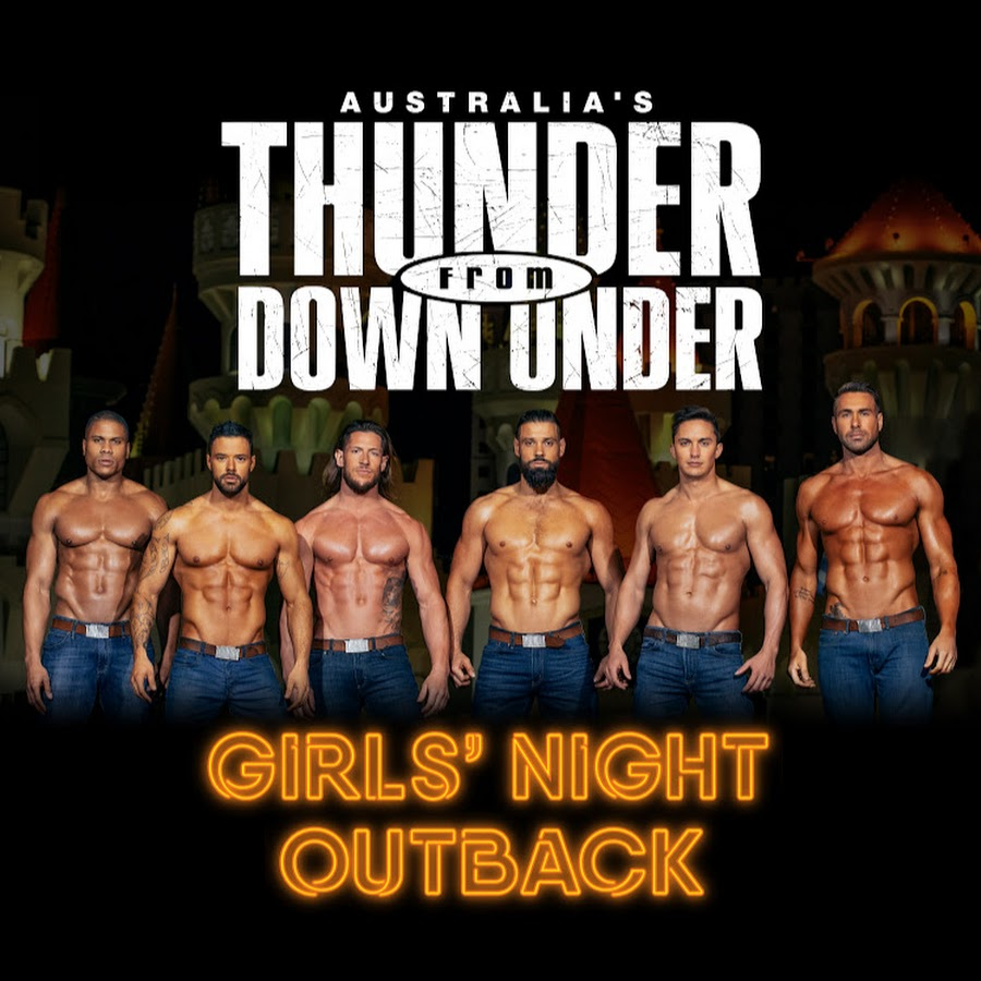 Thunder From Down Under Youtube
