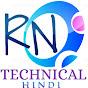 RN Technical-HINDI