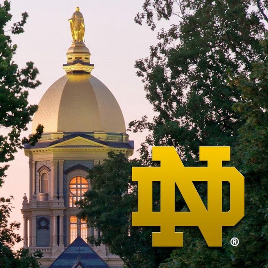 University of Notre Dame - YouTube d5a3e000a
