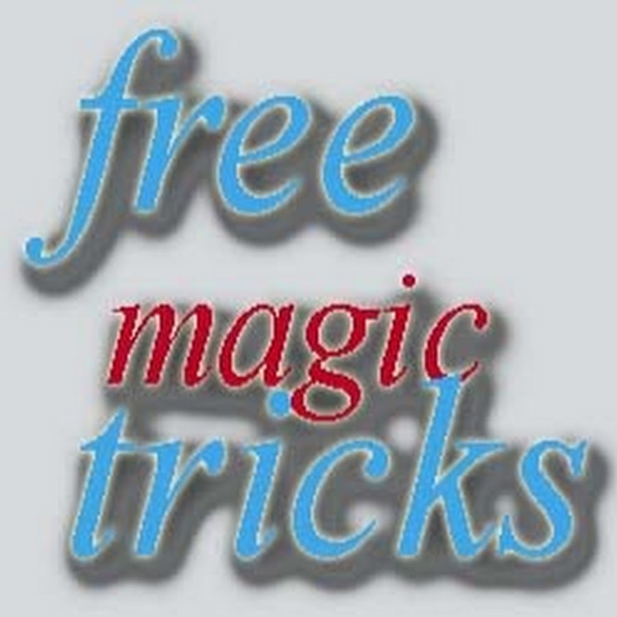 Free Magic Tricks Youtube