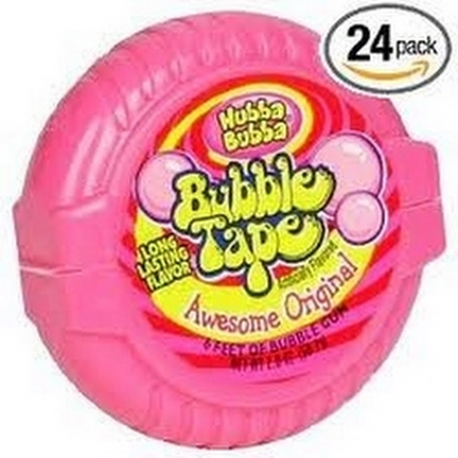 hubba bubba bubble tape - 500×500