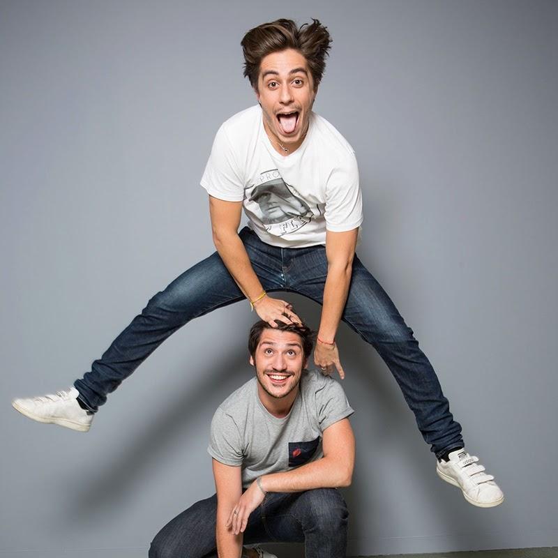 Jordi et Martin